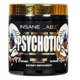 INSANE LABZ Psychotic, банка 202гр, Gummy candy
