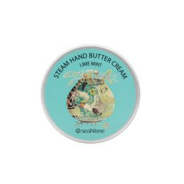SeaNtree Steam Hand Butter Cream Limemint 35gr Паровой крем для рук