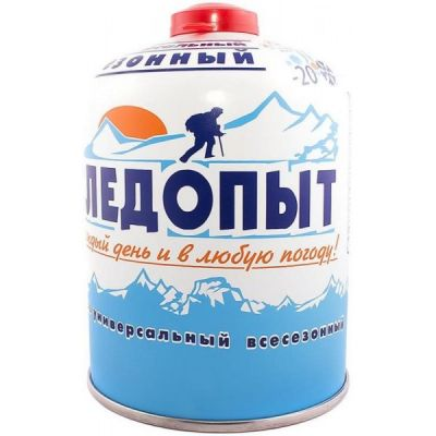 Баллон газовый СЛЕДОПЫТ, 450гр