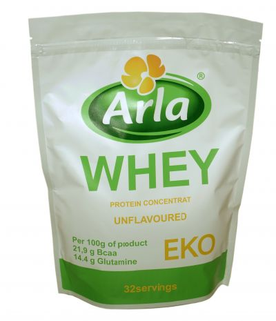 ARLA, Whey protein, дойпак 800гр. Натуральный вкус