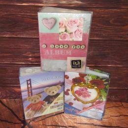 Альбом с карманами 10х15-100шт