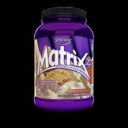 SYNTRAX Matrix 2.0 protein, банка 907г. Peanut butter cookie