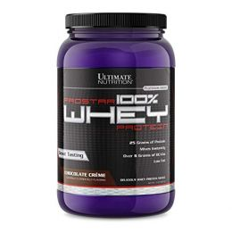ULTIMATE NUTRITION, whey protein, банка 907гр. Chocolate cream