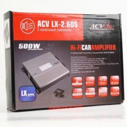 ACV LX-2.60S