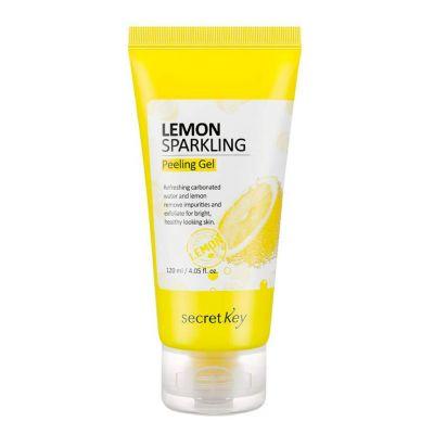 Secret Key Пилинг-гель с экстрактом лимона Lemon Sparkling Peeling Gel