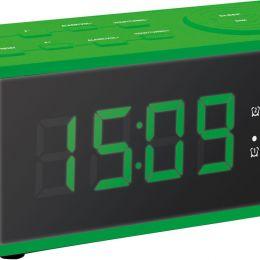 Радио-будильник Ritmix RRC-1212, Green, цвет зеленый