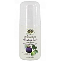 Дездорант роликовый с экстрактами гуавы и мангостина 50 мл. Herbal deodorant.