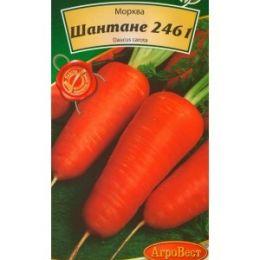 Морква Шантане 2461 (5г) (Номер партії: 1022)