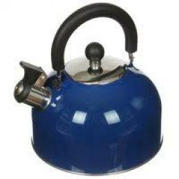 чайник 2.5л(Катунь) синий КТ-105S