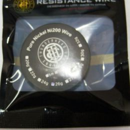 Проволока:Nickel Wire(Ni200) 26AWG = 0.4mm 1m/Катушка