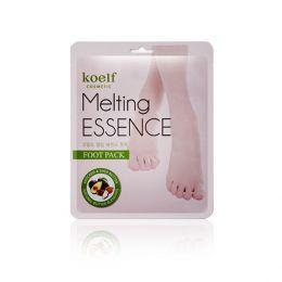 Petitfee Маска-носочки для ног Koelf Melting Essence Foot Pack