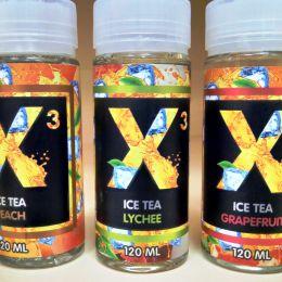 жидкость X-3 120мл