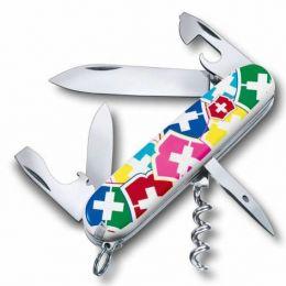 """1.3603.841 Нож перочинный VICTORINOX Spartan """"VX Colors"""", 91 мм, 12 функций"""