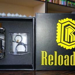 Бак RTA Reload Vapor USA 24mm 3,5ml (CLONE)