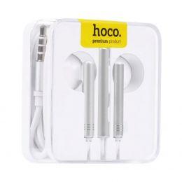 Наушники Hoco M22 Бело-серебристые