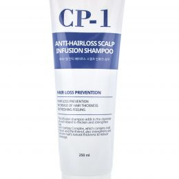 Шампунь против выпадения волос CP-1 Anti-hair loss scalp infusion shampoo 250ml