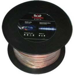Аккустический кабель TORR-audio 1.5mm медь Цена за 1метр
