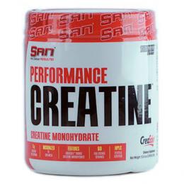 SAN, creatine monohydrate, банка 300гр.