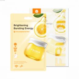 FRUDIA Маска для придания сияния с цитрусом (*20мл) / FRUDIA Citrus Brightening Mask