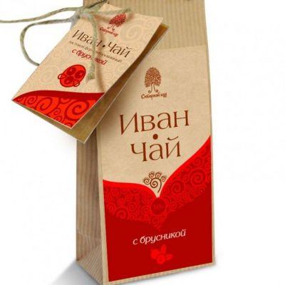 СК Иван чай с брусникой 50г.