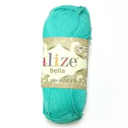 Alize Bella 477, 100% хлопок, 50 г. 180 м.