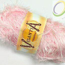Пряжа травка Visantia , цв.: розовый 0013