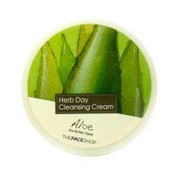 Пенка для умывания алоэ ФШ Herbday Cleansing Cream 2010 Aloe