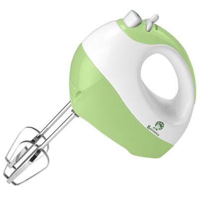Миксер электрический ВАСИЛИСА ВА-501 белый с зеленым