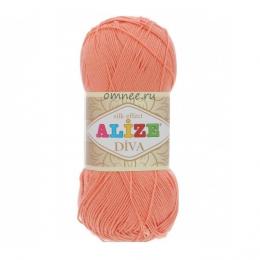 Alize Diva stretch 619, 8% ПБТ эластик, 92% микрофибра акрил, 100гр., 400 м.