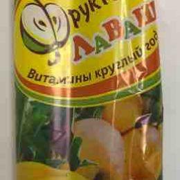 Фруктовый лаваш яблочно-банановая