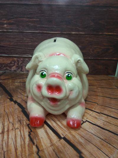 Копилка Свин розовый