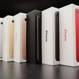 Коробка iPhone 7 Все цвета. Документация + скрепка