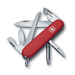 Нож перочинный VICTORINOX Hiker, 91 мм, 13 функций