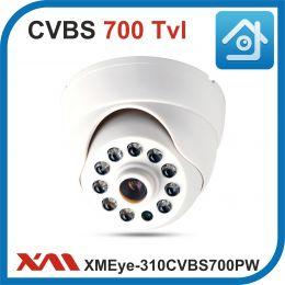 Камера видеонаблюдения XMEye-310CVBS700PW-2,8.