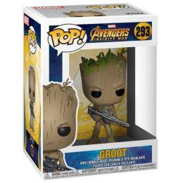 Фигурка Грут Funko POP! Bobble: Marvel: Avengers Infinity War: Groot 26904