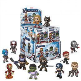 Фигурка Funko Mystery Minis: Marvel: Avengers Endgame: 12PC PDQ 37200