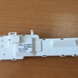 Замок люка (УБЛ) для стиральной машины SAMSUNG арт. DC64-00120E= DC61-00115A