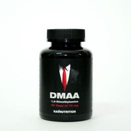 RAVNUTRITION, DMAA 70mg, Банка 50капс