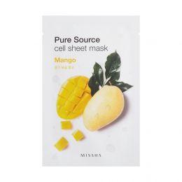 MISSHA тканевая маска для лица с манго