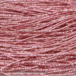 """Трунцал, цвет темный красный """"Scarlet Pink"""", 1 мм, 5 гр (Индия)"""