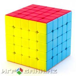 QiYi MoFangGe 5x5x5 Qizheng (S) Цветной пластик