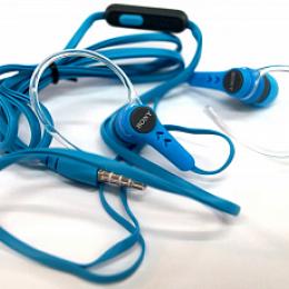Гарнитура MDR EX790 синий
