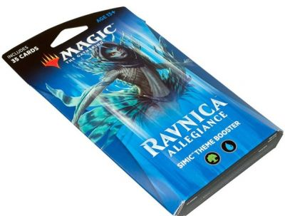 Ravnica Allegiance: Simic Theme Booster