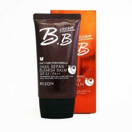 MIZON ББ крем с муцином улитки Snail Repair Blemish Balm SPF 32 PA+++ #02 Sаnd Beige