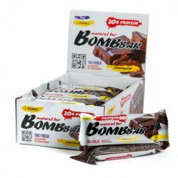 BOMBBAR, батончик 60г. Chocolate