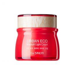 The Saem Urban Eco Waratah Light Cream 60ml Легкий крем с экстрактом телопеи