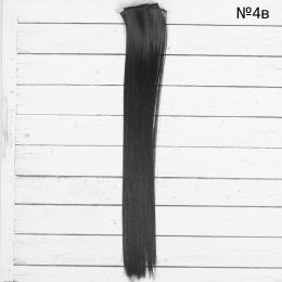 Волосы-трессы для кукол ''Прямые'' длина волос 40 см ширина 50 см № 4в 2294393