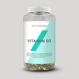 MYPROTEIN, Vitamin D3, 180капс.