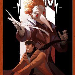 BUBBLE: Комикс - КНИГА Майор Гром том 1 (№ с 1 по 6 )