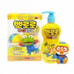 PORORO bodywash refresh & mild 400g + watergun (Детский гель для купания + Водяной пистолет)